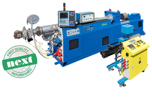 Second Hand Extrusion Lines