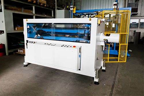 Re-conditioned Extrusion Lines