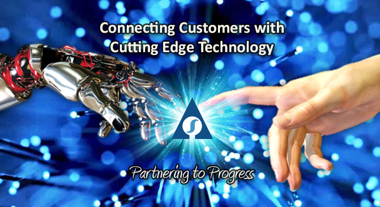Connecting Customers with Cutting Edge Technology